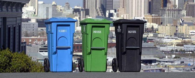 Image result for san francisco recycling